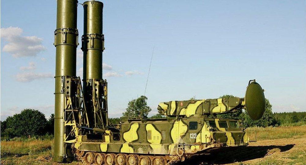 「安泰-2500」地空導彈系統