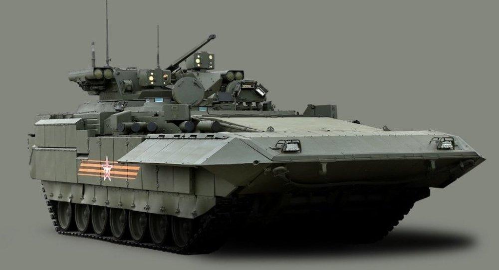 """""""阿尔马塔""""步兵战车"""