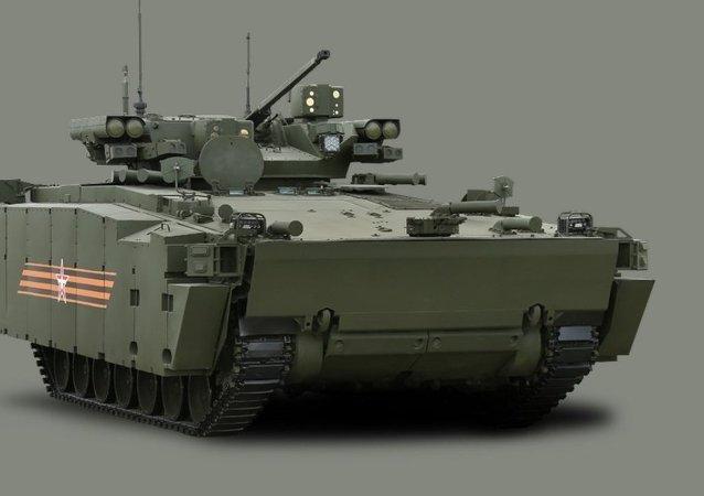 「庫爾加涅茨(庫爾乾人) -25」 步戰車