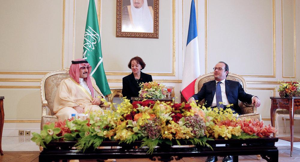 沙特与法国通过伊核协议寻求地区稳定