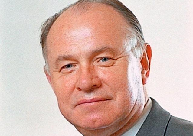 俄罗斯科学院远东研究所所长米哈伊尔·季塔连科院士