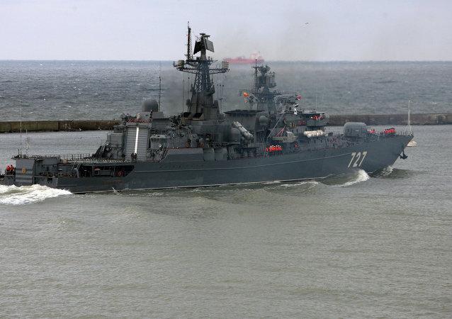俄海洋学说:保障在地中海海域长期拥有相当的军事存在