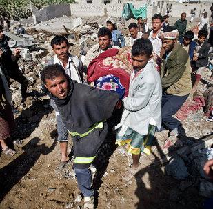 世界糧食計劃署:也門三分之二人口瀕臨飢餓