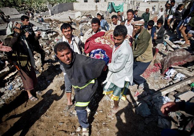 世界粮食计划署:也门三分之二人口濒临饥饿