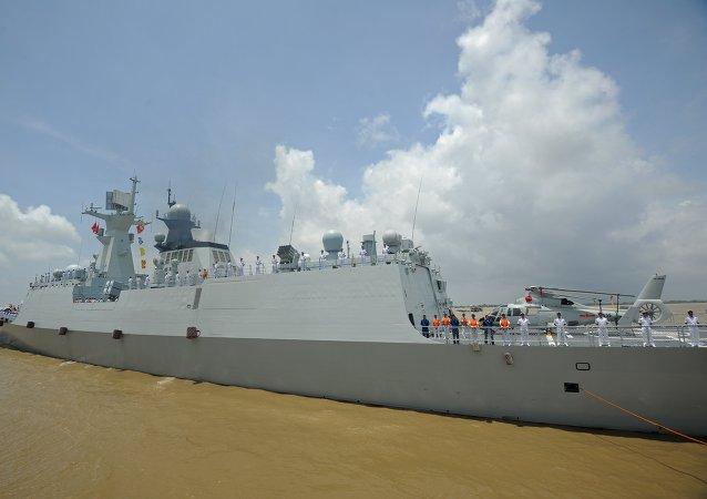 俄国防部:俄中舰艇将于14日进入黑海海峡