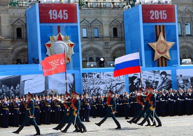 胜利日阅兵将于5月9日在莫斯科红场举行