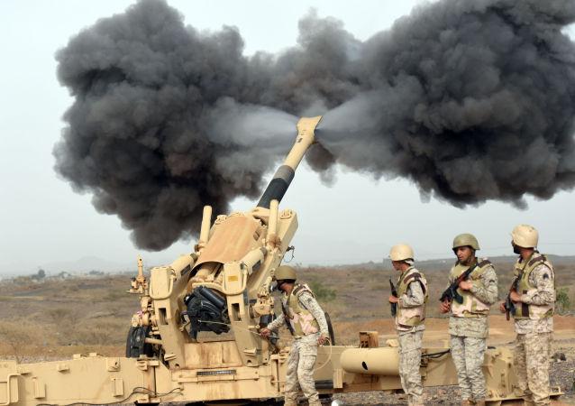沙特阿拉伯部队