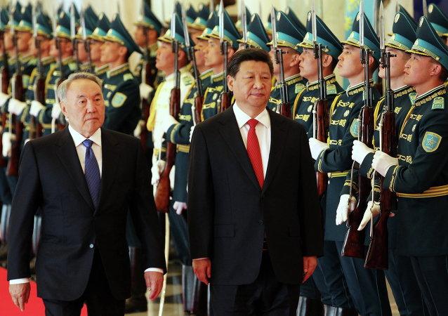 哈萨克斯坦总统:中国对二战胜利的贡献不容质疑