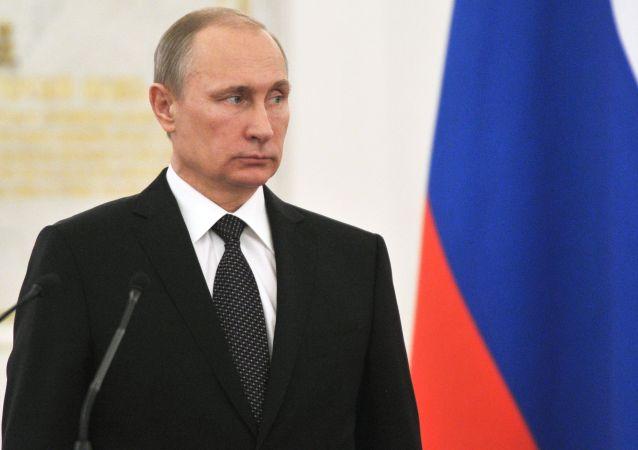 欧洲议会议员:俄总统普京的政策令人钦佩