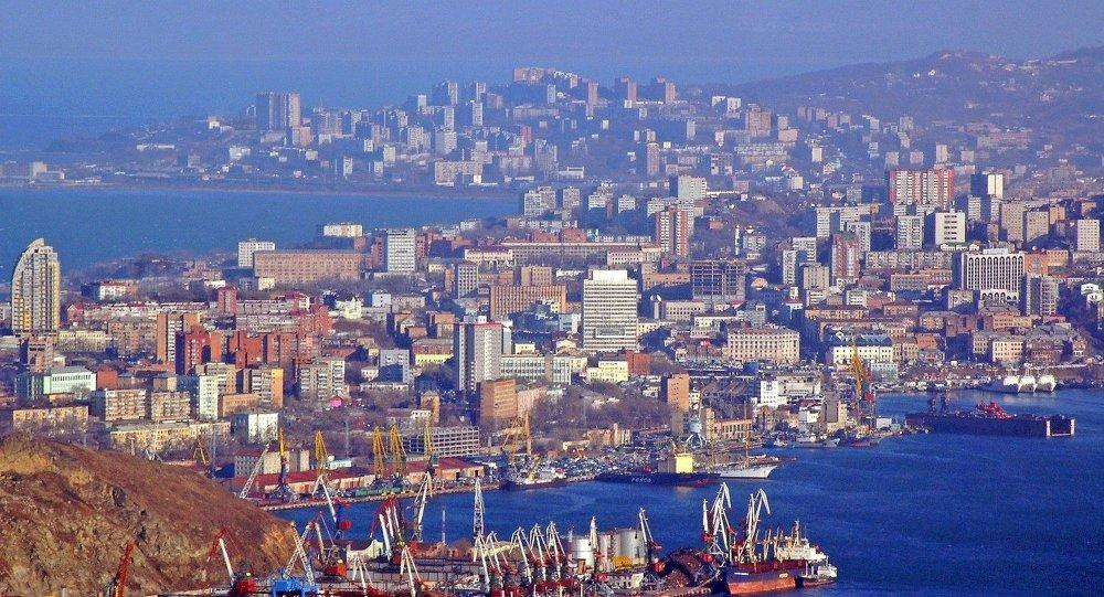 2017年进入符拉迪沃斯托克港的轮船数量将创下纪录