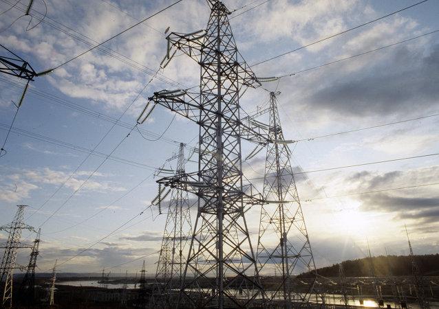 克里米亚总理:库班至克里米亚能源桥第二输电线12月15日启动