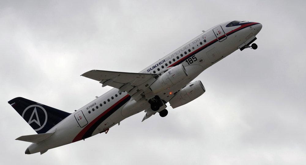 向城捷航空供应15架SSJ100的交易处于收尾阶段