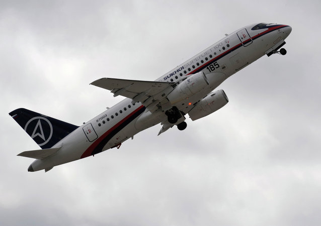 伊朗副总统:伊朗有意引进俄SSJ100客机