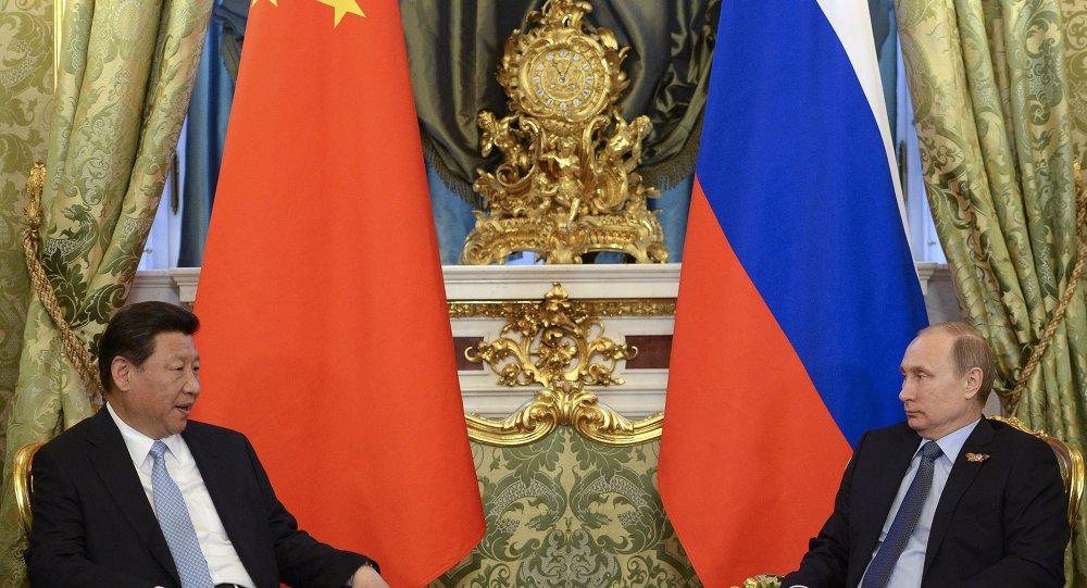 習近平邀請普京參加9月3日於中國慶祝二戰勝利70週年的活動