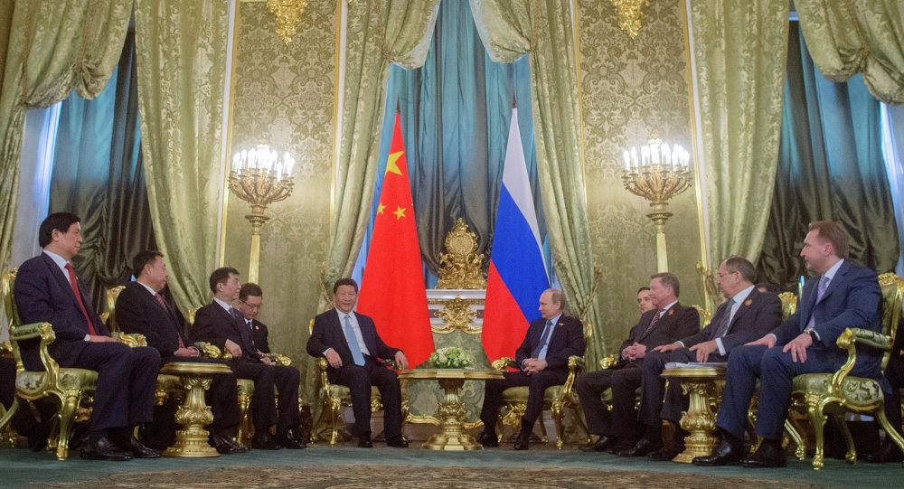 中俄兩國簽署信息安全政府間協議