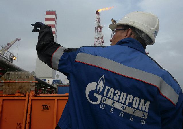 俄气正与壳牌就向其出售波罗的海LNG项目最多49%的股份进行谈判
