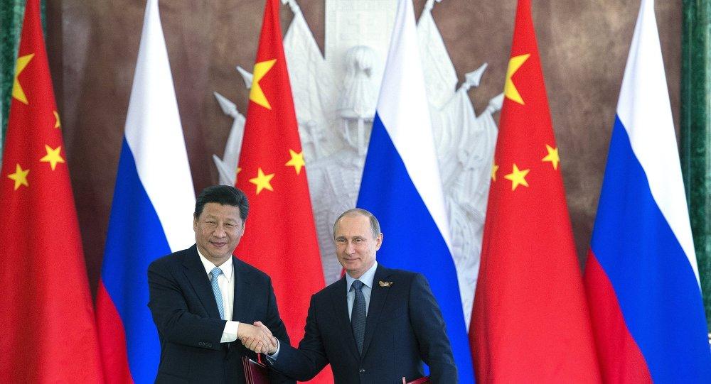 習近平和普京