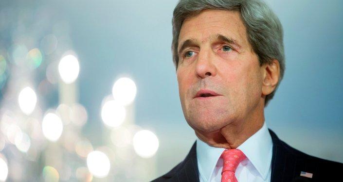 美国务卿:如果伊核协议失败 盟国将疏远美国