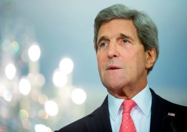 美国务卿:相关国家准备好时美国愿欢迎其加入北约