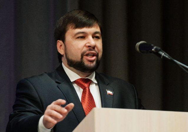 顿涅茨克谈判代表呼吁德法两国领导人就基辅违反新明斯克协议作出反应