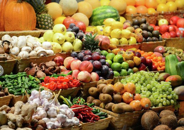媒体:中国是越南蔬果的主要出口市场