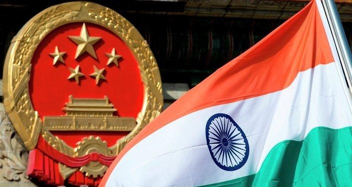 """中国外长:中方期待印度更加积极参与共建""""一带一路"""""""
