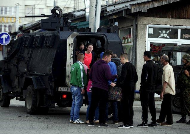 马其顿总理接受两名部长及情报局长辞呈