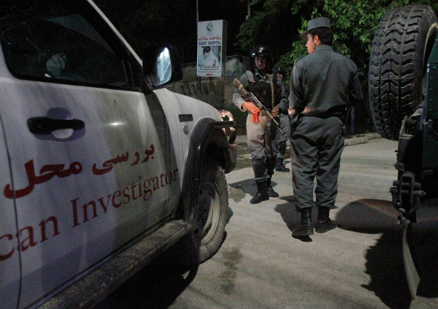 印媒:阿富汗酒店遇袭事件系针对印度驻阿大使