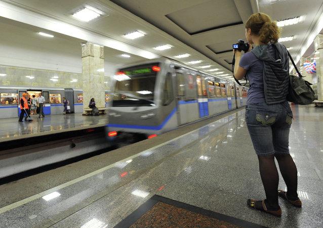 莫斯科地铁/资料图片|