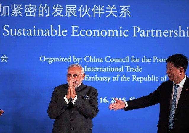 中印两国公司签署21份合同,共价值220亿美元