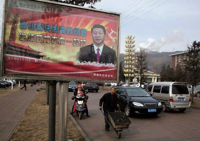 """俄媒:中国""""猎狐""""与""""天网""""行动进展顺利"""