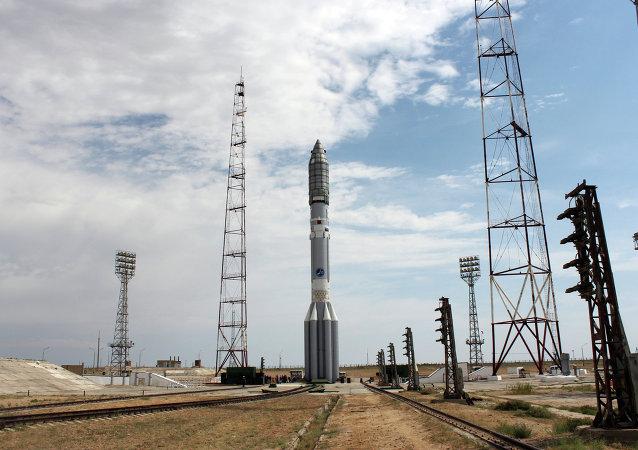 消息人士:俄质子-M运载火箭发射时间由2021年推迟至2022年
