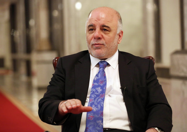 伊拉克总理海德尔∙阿巴迪