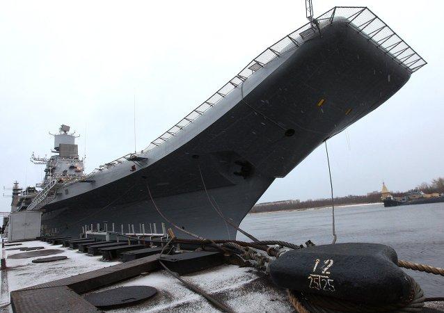 印度维克兰特级航空母舰