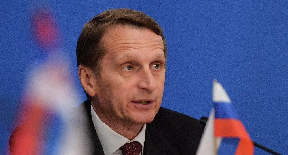 纳雷什金:俄投票否决设立马航MH17国际法庭决议草案 挽救了安理会声誉