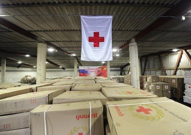 中国将向难民提供一亿美元的人道主义援助