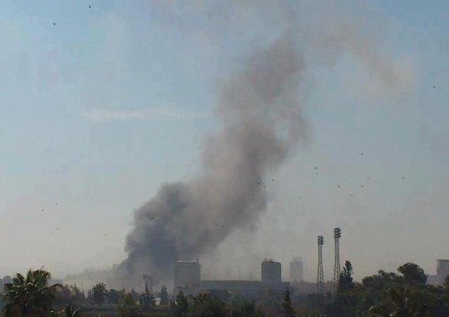 大马士革爆炸致死人数增至9人16人受伤