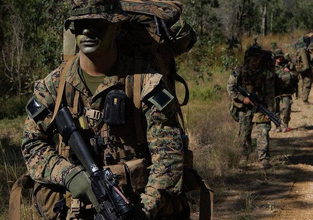 """媒体:""""阿富汗档案""""曝光后9名澳大利亚士兵自杀"""