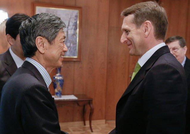日本自民党副总裁高村正彦