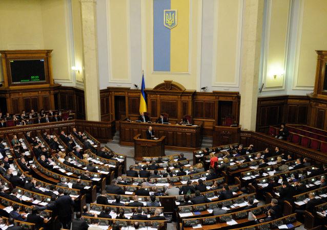 乌克兰议会废止与俄罗斯的军事运输合作协议