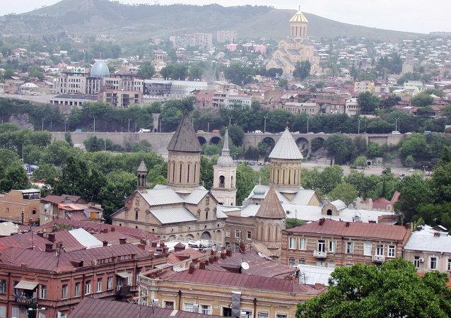 格鲁吉亚首都第比里斯