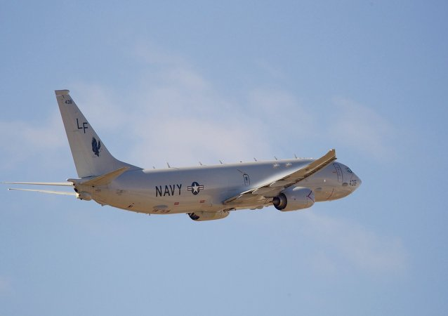 美国海军巡逻飞机P-8A Poseidon