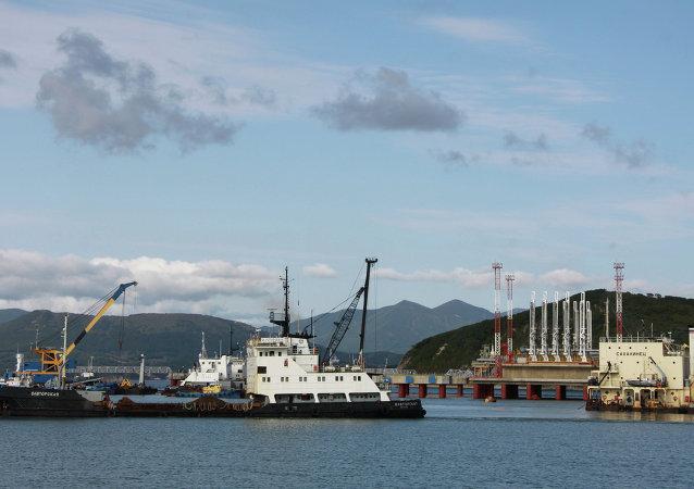 科兹米诺港
