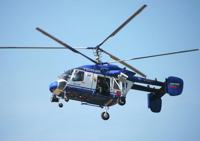 卡-226T多用途直升机