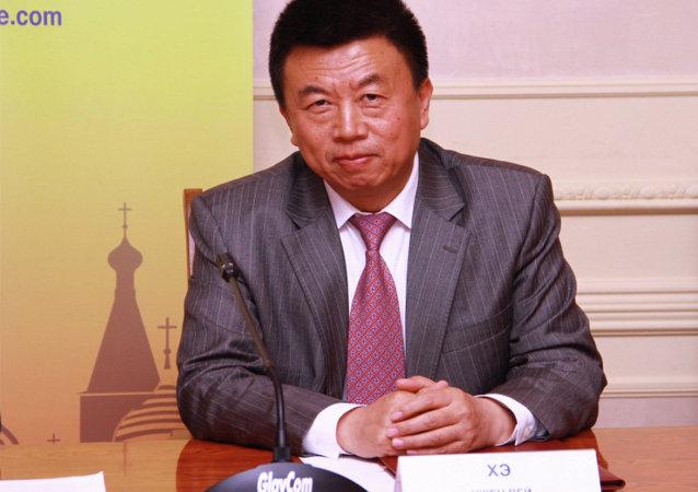 和振伟,中国产业海外发展协会,副秘书长