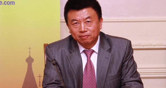 和振偉:中國產業海外發展協會願同俄方共同支持遠東中國企業家
