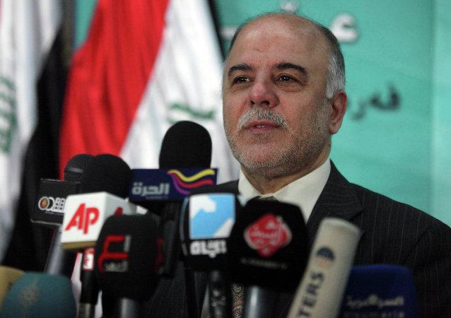 伊拉克总理海德尔·阿巴迪