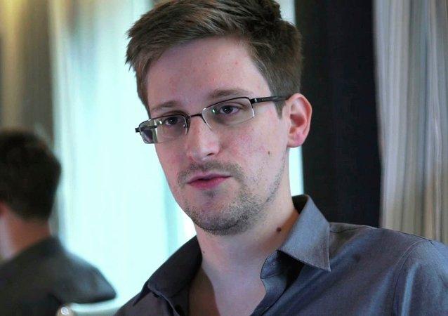 媒体:斯诺登提出返回美国条件