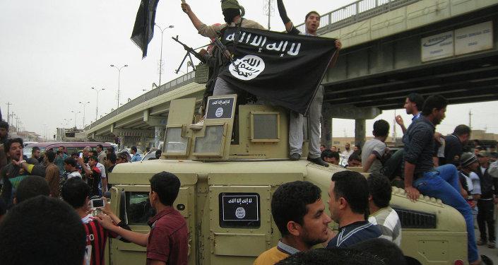"""""""伊斯兰国""""旗帜"""
