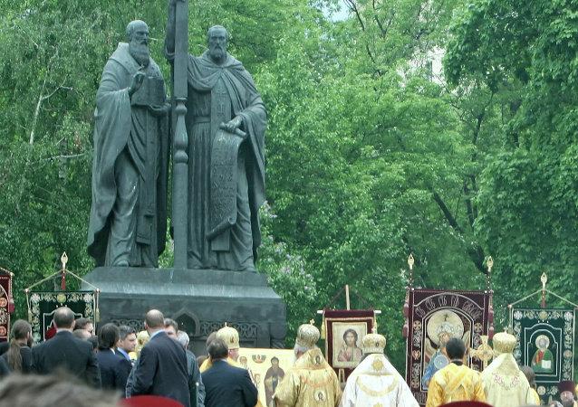斯拉夫文化节让人感觉到斯拉夫民族间的亲密关系